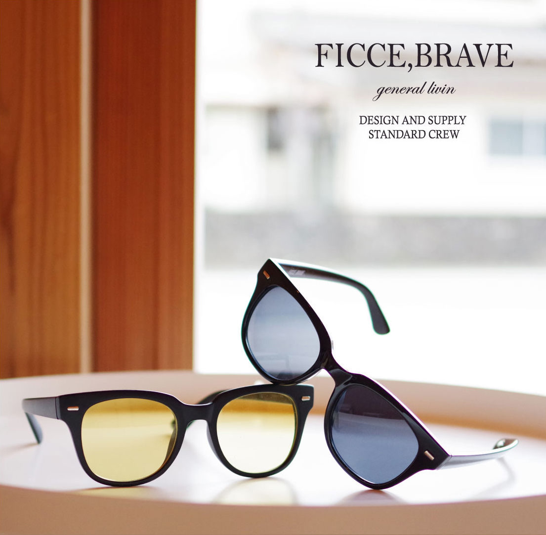 FICCE BRAVE サングラス