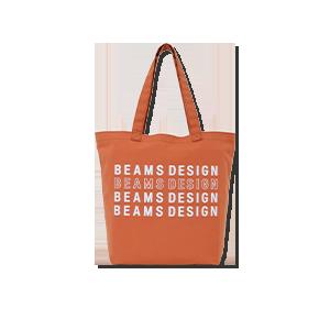 BEAMS DESIGN<br>ECO BAG