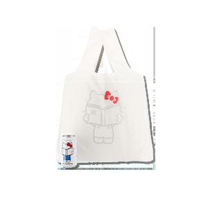 Hello Kitty×SALON de RUBAN<br>ECO BAG