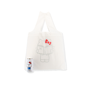 Hello Kitty×SALON de RUBAN<br>ECO BAG