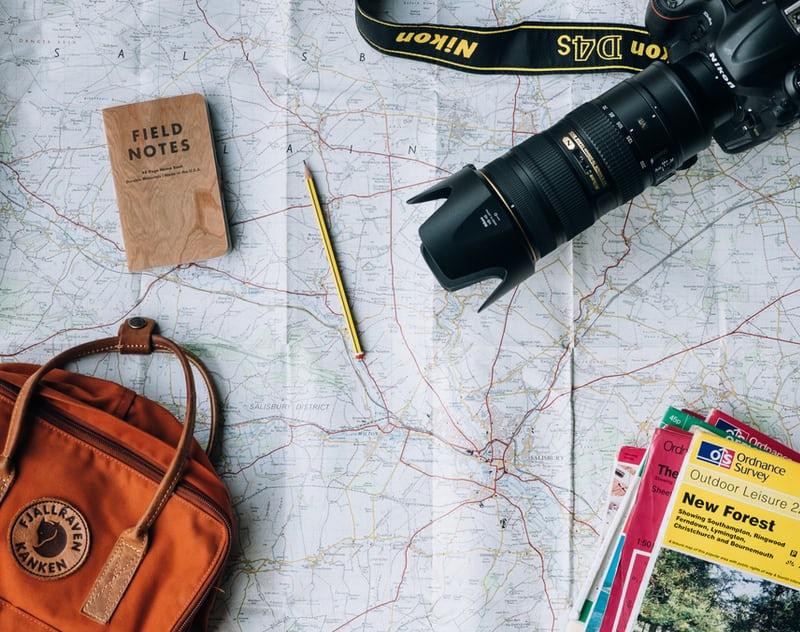 旅行で使えるおしゃれで便利なトラベルグッズとおすすめランキングをご紹介